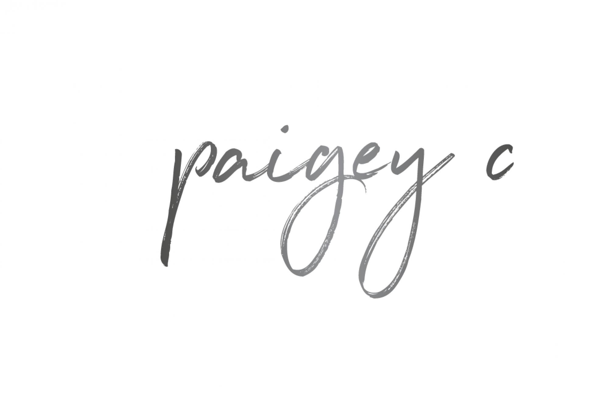 Paigey C.